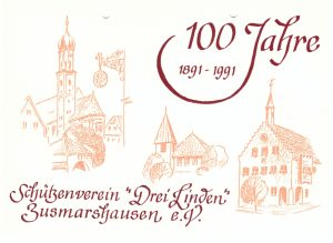Festschrift 100jähriges